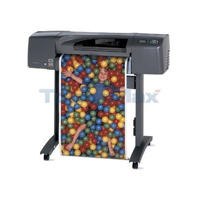 HP Designjet 800-ps 24-in